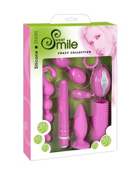 Smile Crazy Collection 7teilig